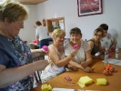 Warsztaty robienia ozdób z bibuły-4